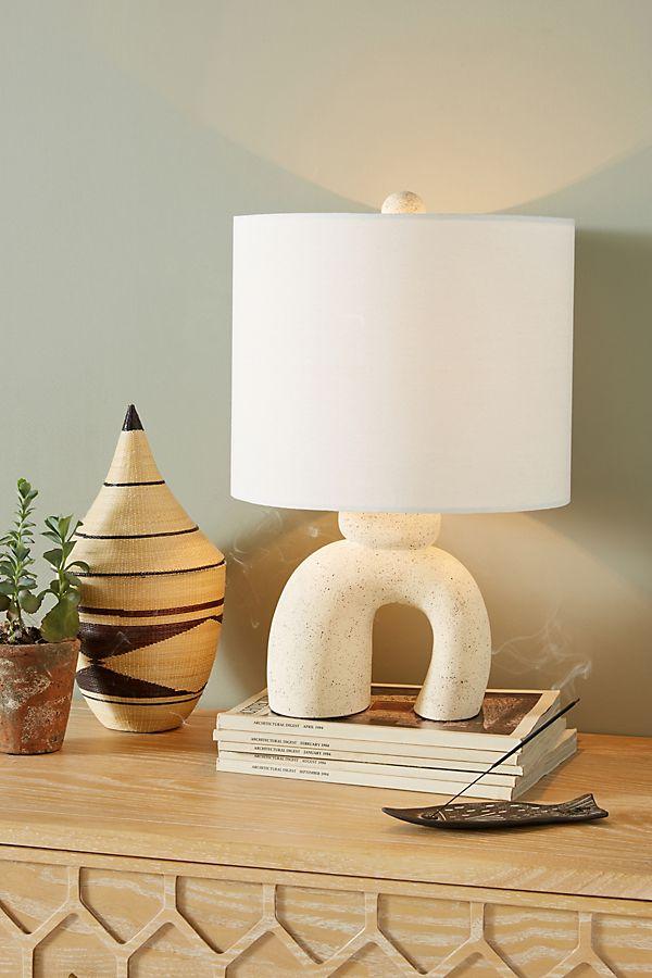 Slide View: 1: Mesa Ceramic Lamp Ensemble