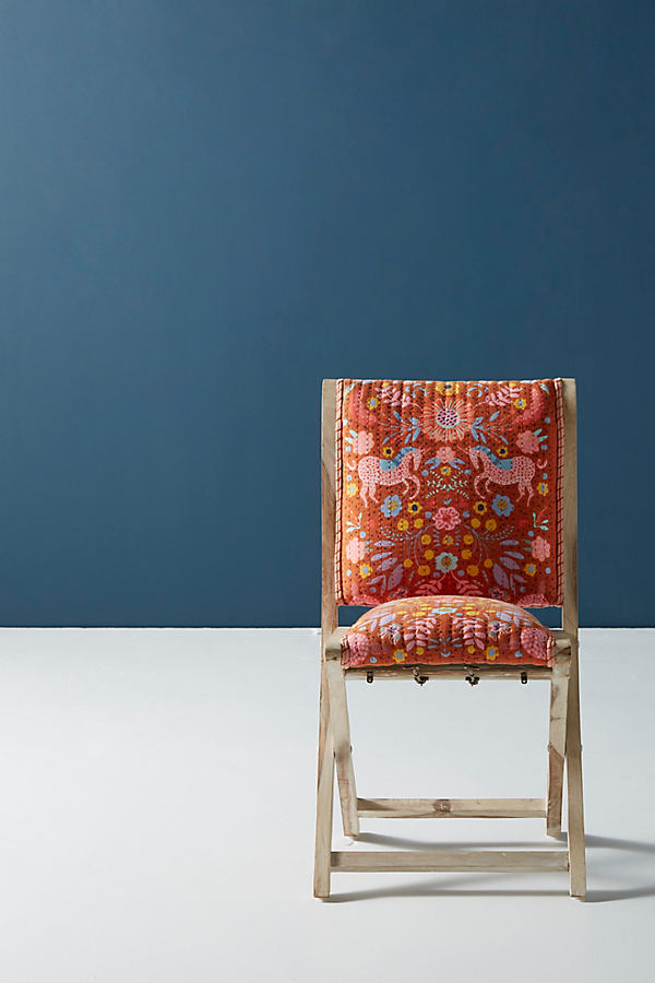 Jimena Terai Chair - Orange