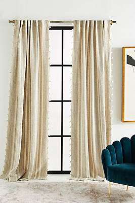 Slide View: 1: Woven Whistler Curtain