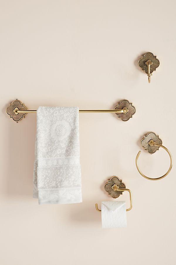 Slide View: 4: Vera Towel Rod