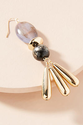 Anthropologie Violetta Drop Earrings i3ueiq