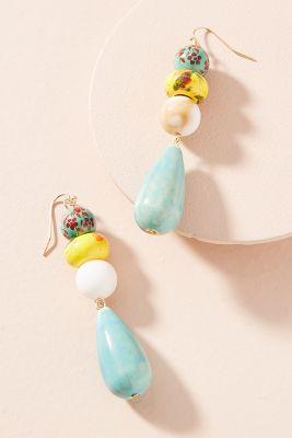 edith-drop-earrings by anthropologie