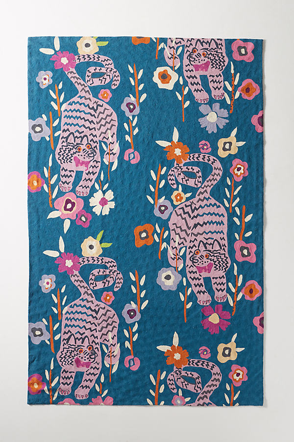 Prue Rug - Assorted, Size 8 X 10