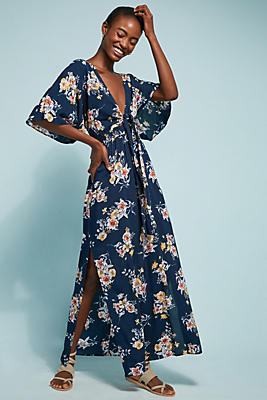 Slide View: 1: Seafolly Midsummer Maxi Dress