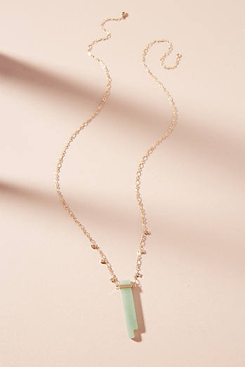 Anthropologie Beach Day Necklace AleiPXRIEj