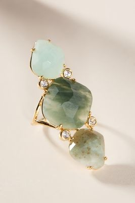 Trina Cocktail Ring by Anthropologie