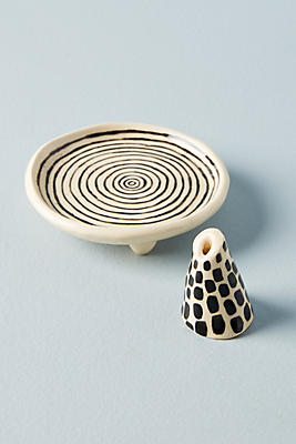 Slide View: 2: Gaia Incense Holder