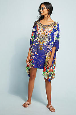 Slide View: 1: Maikos Silk Caftan