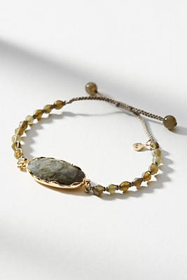 Anthropologie Demi Stone Bracelet