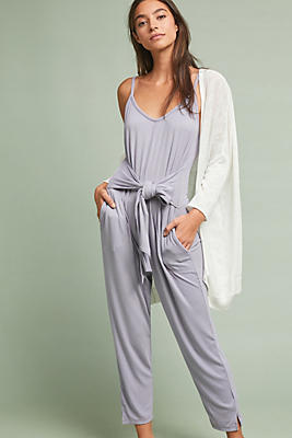 Slide View: 1: Thorpe Belted Jumpsuit
