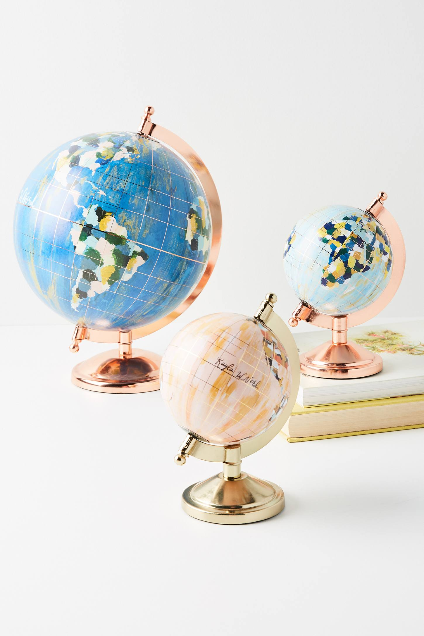 Wanderlust Globe | Anthropologie