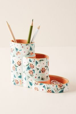 Beatrice Pencil Cup by Anthropologie