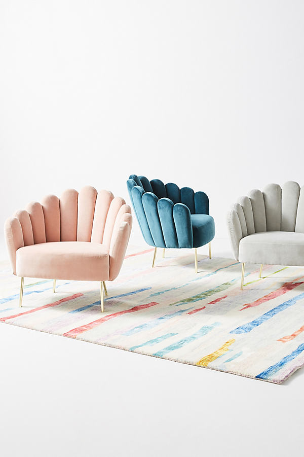 Bethan Gray Feathered Occasional Chair