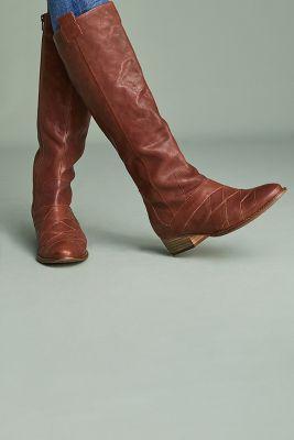 b467a136da6 Lola Cruz Lucite-Heeled Booties