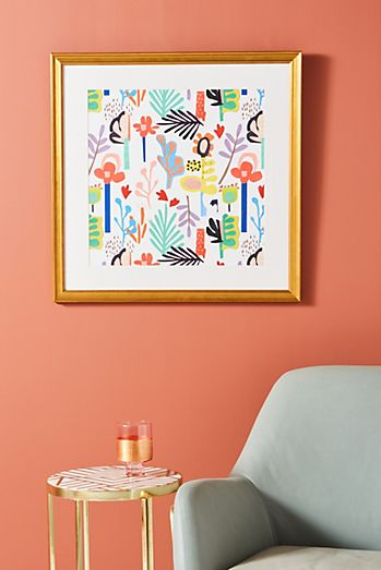 Red - Wall Decor | Wall Art & Wall Mirrors | Anthropologie