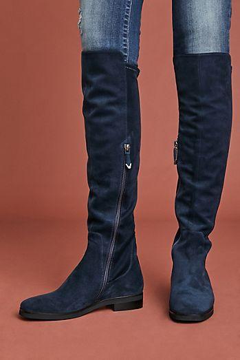 6c4a9c533f55 Bruno Premi Colorblocked Riding Boots