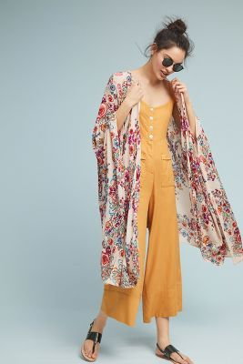 East West Kimono by Anthropologie