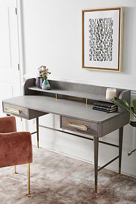 Slide View: 1: Odetta Desk