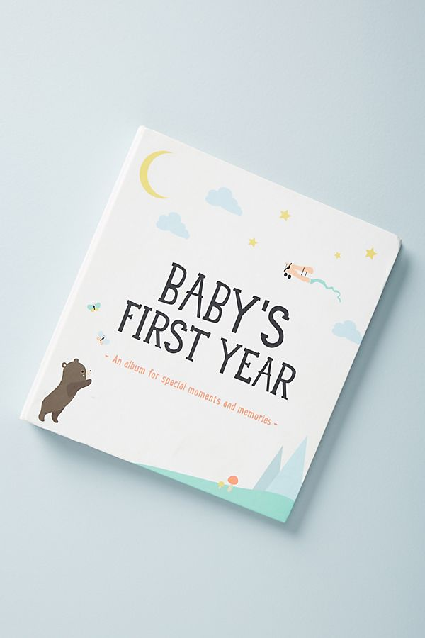Slide View: 1: Baby's First Year