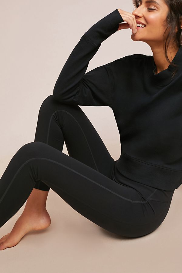 Slide View: 1: Spanx Icon Leggings