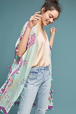 Slide View: 1: Easy Breezy Kimono