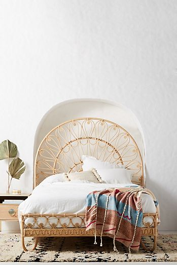 Bohemian Bed Frames & Unique Headboards | Anthropologie
