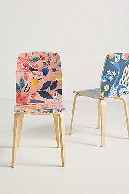 Slide View: 6: Sylvie Tamsin Dining Chair