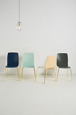 Slide View: 6: Solid Tamsin Dining Chair