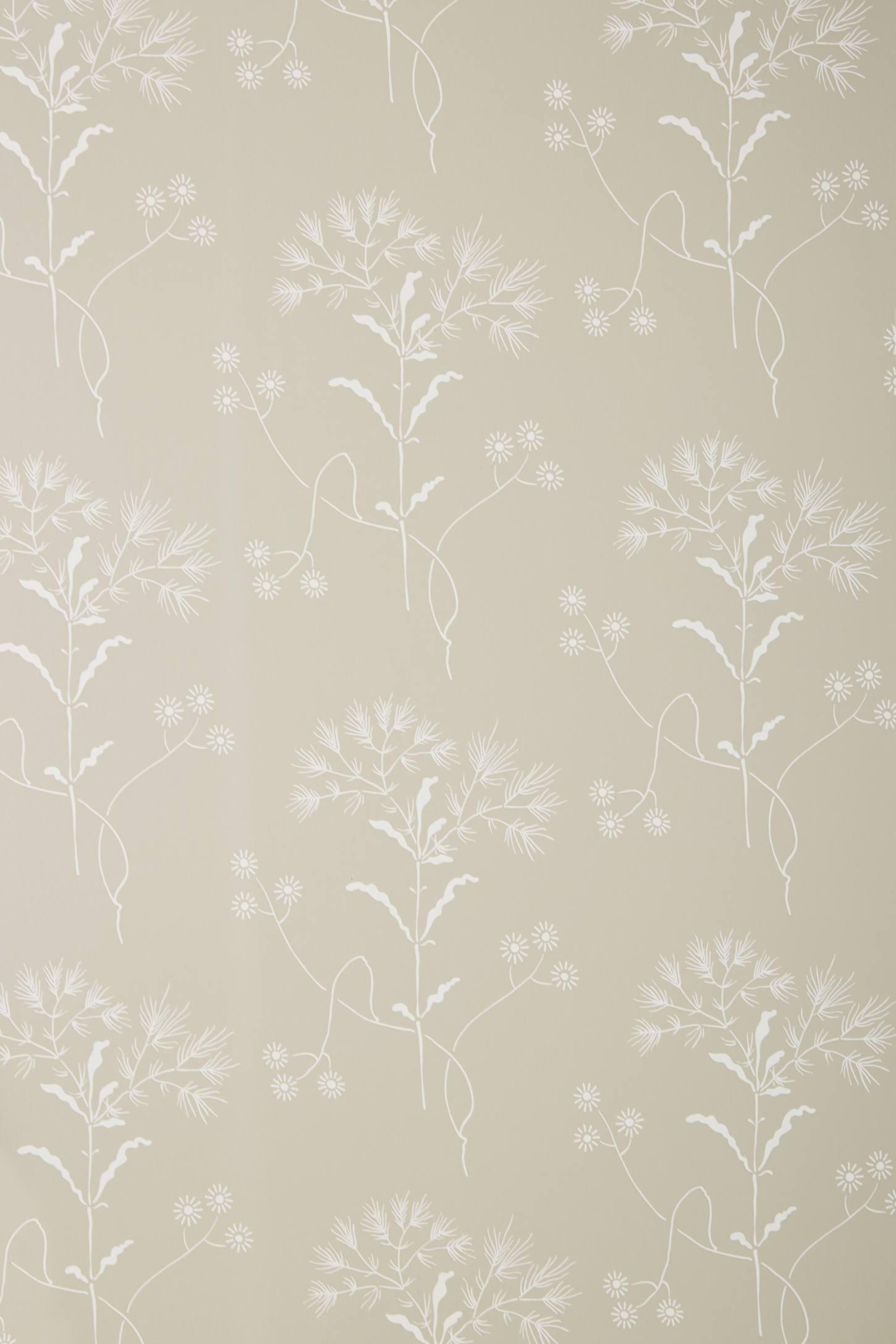 Magnolia Home Wildflower Wallpaper Anthropologie
