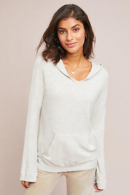 Slide View: 1: Cheasty Hooded Pullover