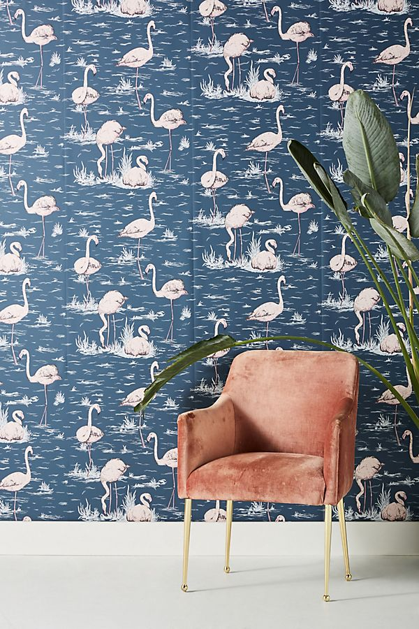 Slide View: 1: Flamingos Wallpaper