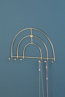 Gateway Jewelry Hook Rack by Anthropologie