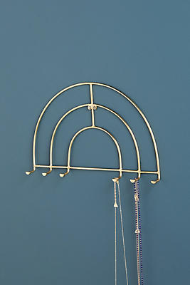 Slide View: 1: Gateway Jewelry Hook Rack