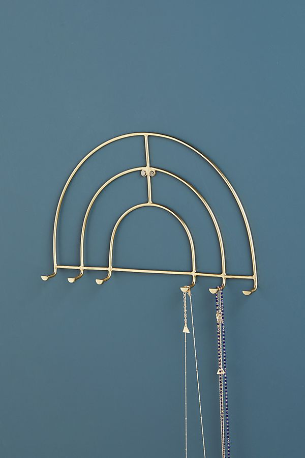Slide View: 1: Gateway Jewelry Hook Rack