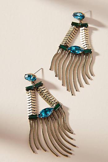 Lionette by Noa Sade Sinai Drop Earrings auXgzP