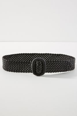 Cara Woven Belt by Anthropologie