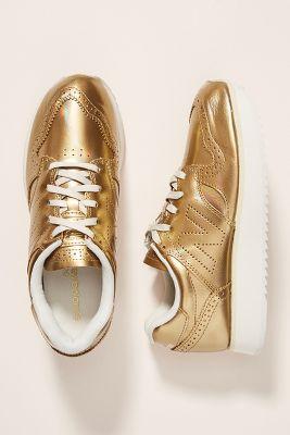 new balance femme kaki rose gold