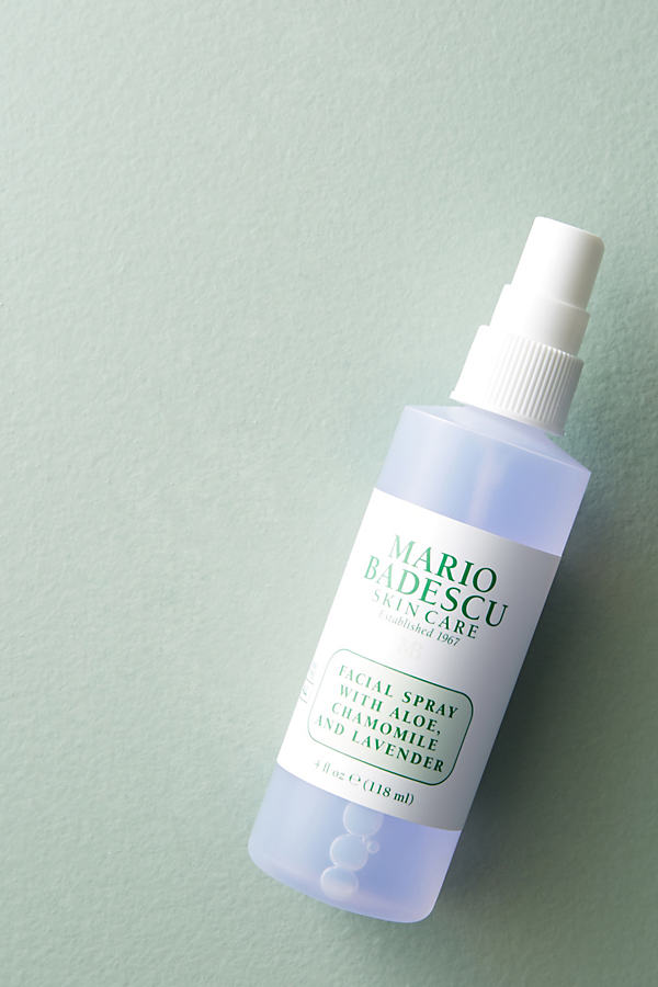Mario Badescu Facial Spray with Aloe, Chamomile + Lavender - Purple