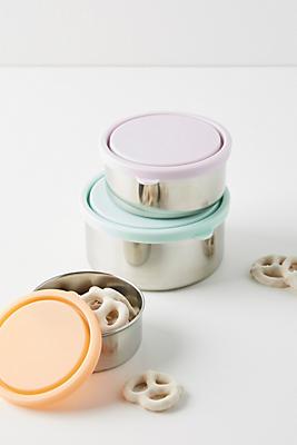 Ever Eco Round Nesting Container Set Anthropologie