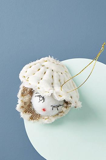 Tamar Mogendorff Oyster Ornament