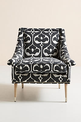 Slide View: 2: Rikke Woven Tillie Chair