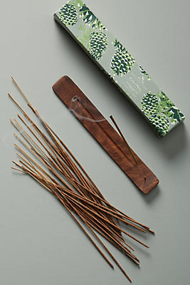 Slide View: 1: Roland Pine Incense Gift Set