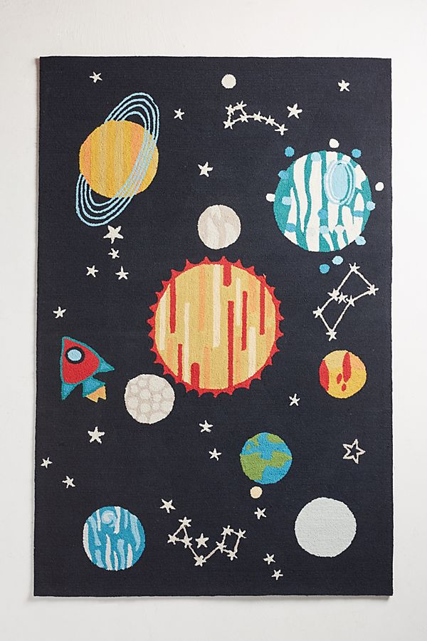 Slide View: 1: Constellation Rug