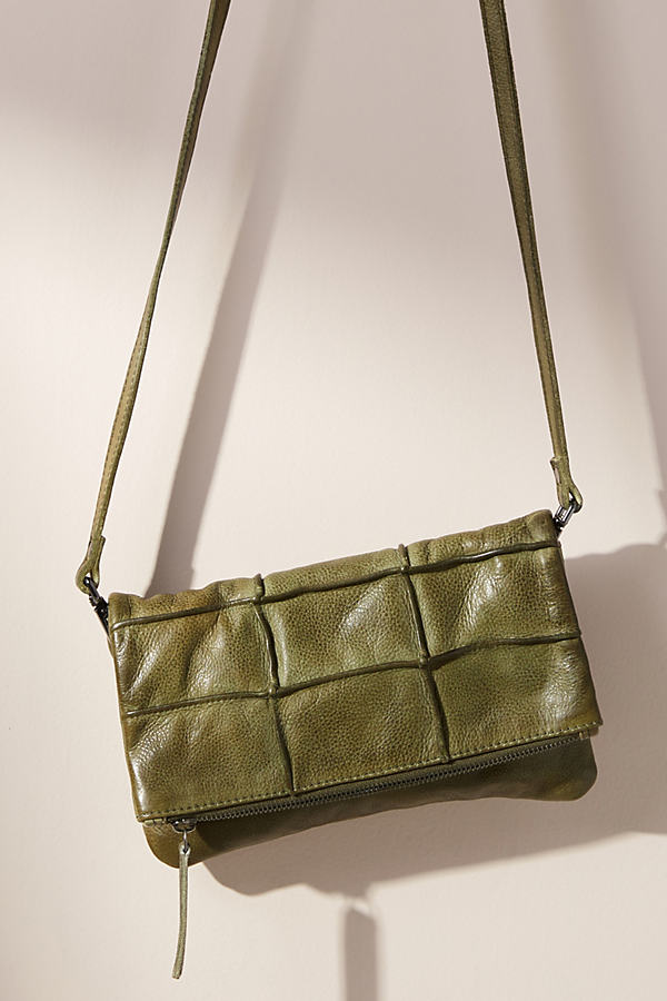 Gina Leather Bag - Green