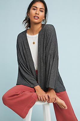 Slide View: 1: Sundry Feel Loved Cardigan