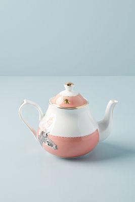 Lilibet Teapot by Yvonne Ellen