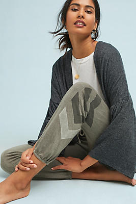Slide View: 1: Sundry Chevron Sweatpants