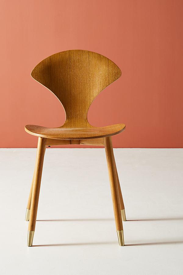 Logan Dining Chair - Beige