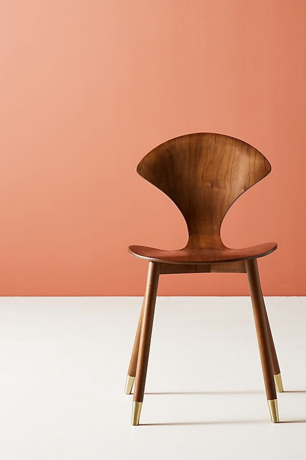 Slide View: 1: Logan Dining Chair
