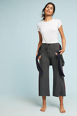 Slide View: 1: Sundry Piped Lounge Pants